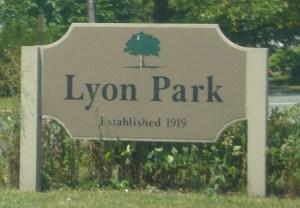 Lyon park