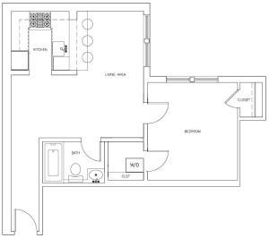 1361 K St SE FloorPlan