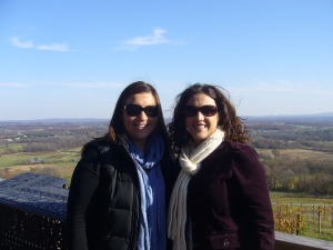 Laura Rubinchuk Bluemont Vineyard